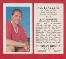 Manchester United Wilf McGuiness 7